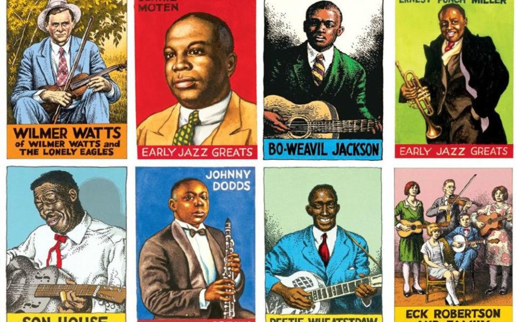 Nueve notas musicales para el Día del Libro
