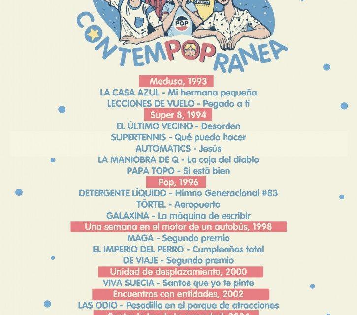 Los Planetas, el Contempopranea y su concurso «Versión generacional»