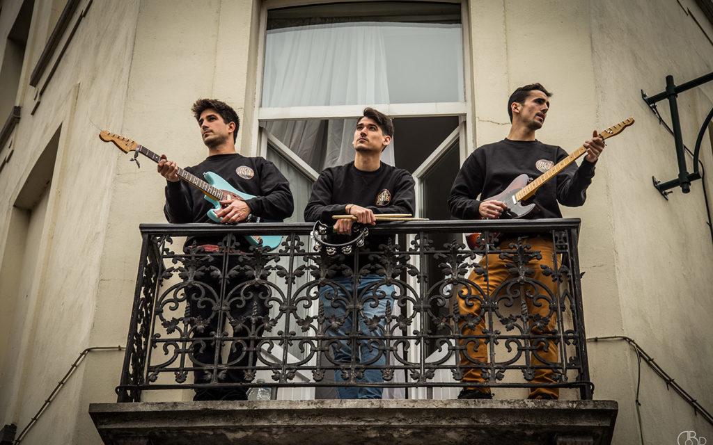 Entrevista a Venturi: «Hacemos rock y nuestra cabaña es la hostia»
