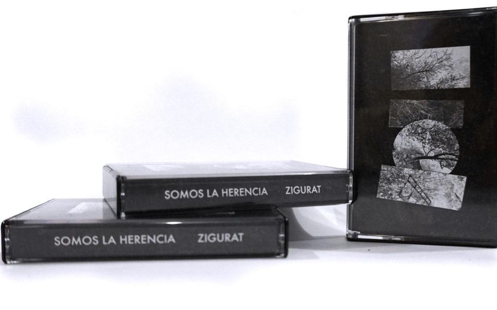Somos la Herencia editan Zigurat en casete