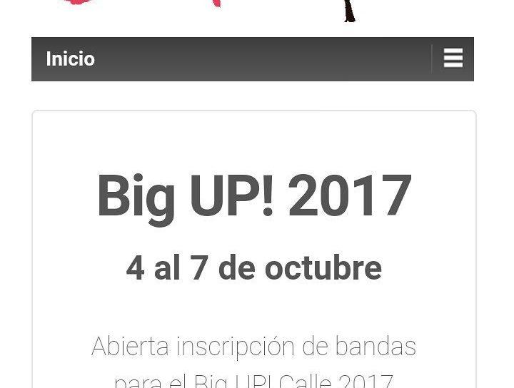 Big UP! lleva la música a las calles de Murcia