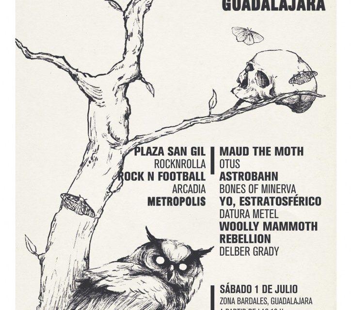 Nooirax Sounds All-Dayer te cita en Guadalajara