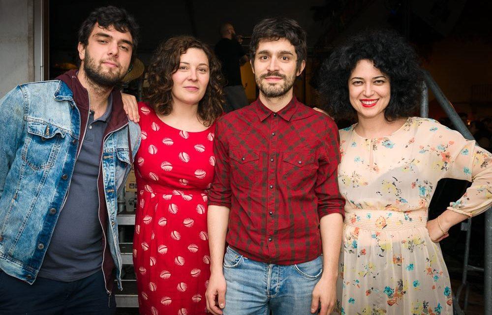 Entrevista a Atrás Tigre: «En Galicia apenas hay bandas locales en nuestros propios festivales»
