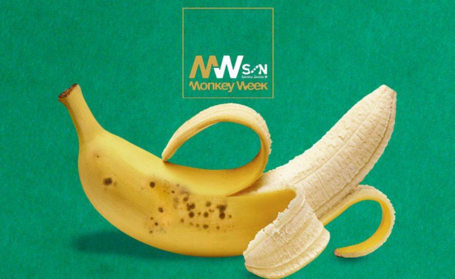 Monkey Week 2017: cartel local. Parte I