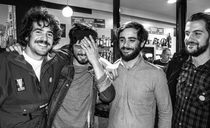 Entrevista a Perro Amigo: «La escena madrileña es muy guay»