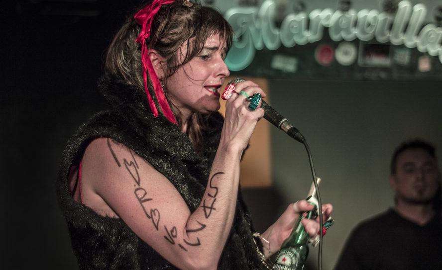 Amyjo Doh & The Spangles + Not My Circus en Maravillas Club
