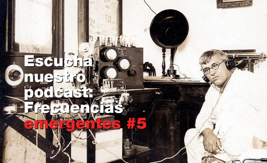 Podcast: frecuencias emergentes #5 - Capitán Sunrise