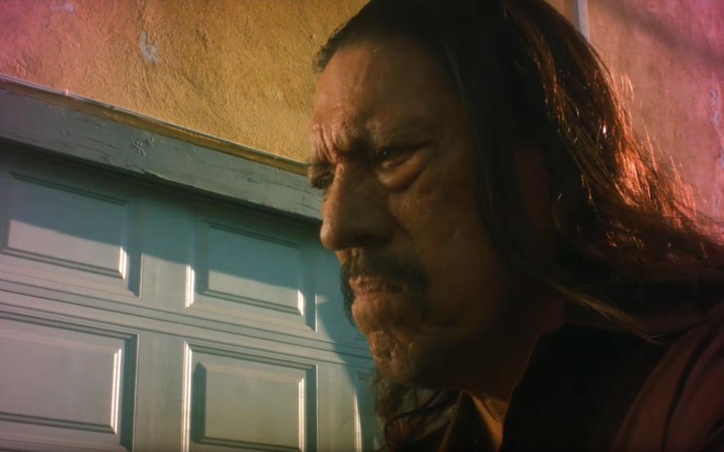 The Zephyr Bones estrenan videoclip protagonizado por Danny Trejo. Sí, el de Machete