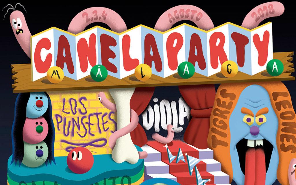Festivales imperdibles: Canela Party, Vértigo Estival, Tramuntana Rocks Festival...