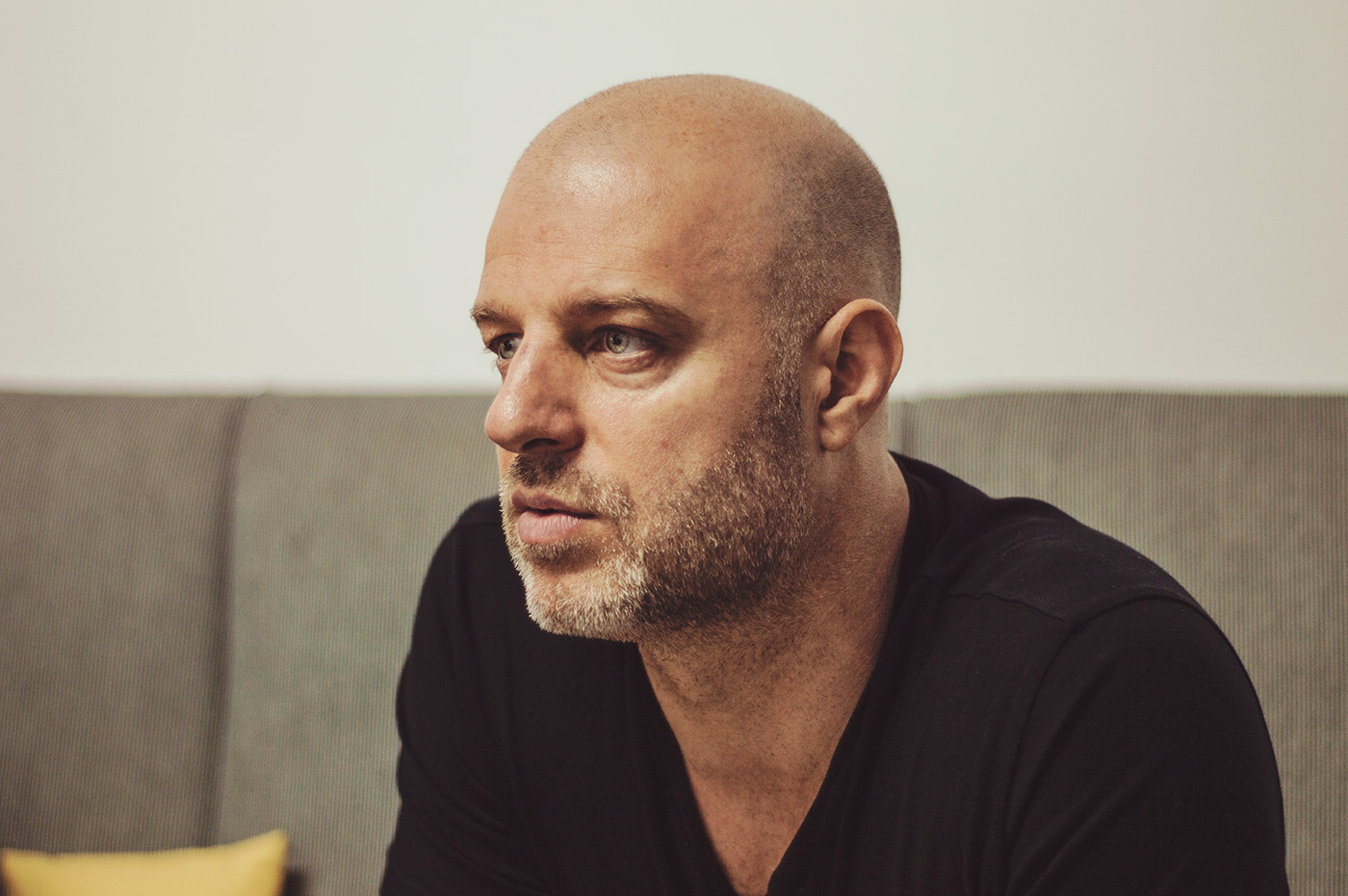 Jason Samonik - Fotografía: Eva Sanabria