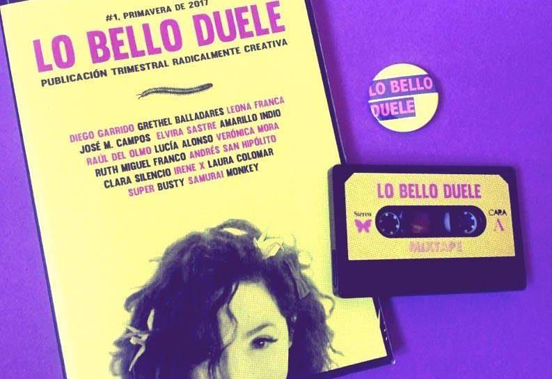 Recibimos el primer número de Lo Bello Duele
