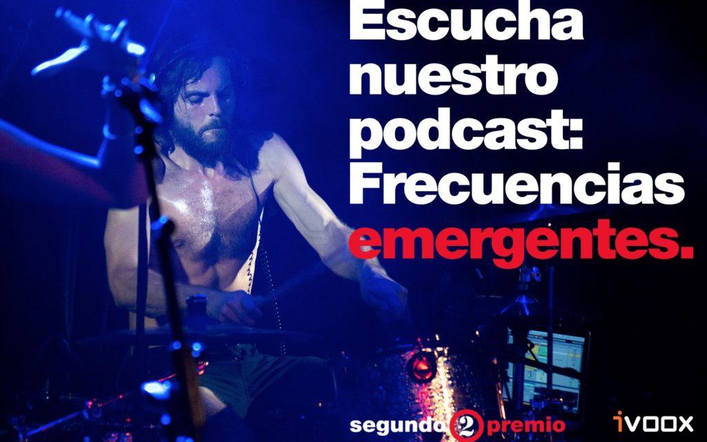Frecuencias emergentes #0: ¡Estrenamos podcast!
