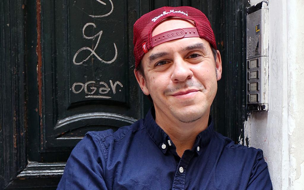 Luis Brea: «Los músicos hacemos esto para no trabajar en una oficina»