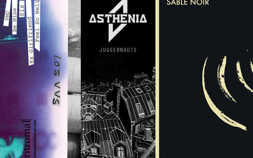 Paseamos por el París más garagero con Los VVS, Asthenia y Sable Noir