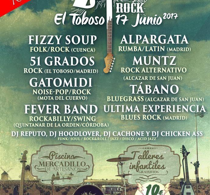 ¡Ya llega la segunda edición del Zeporock Festival!