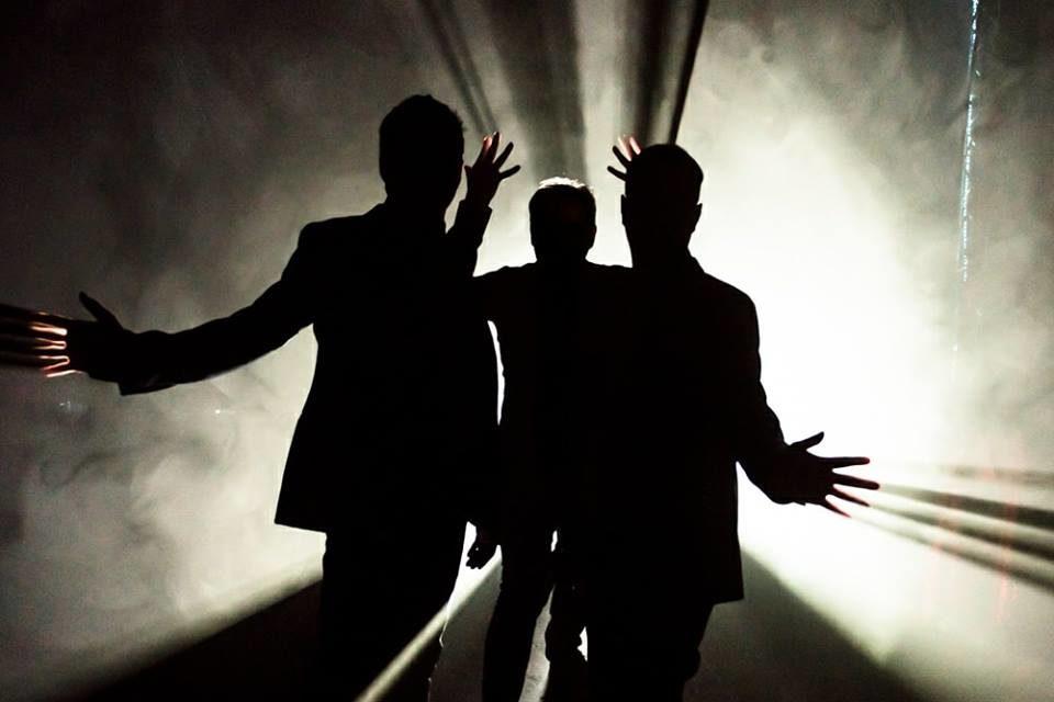 Nonimage se presentan con «The Inner Party»