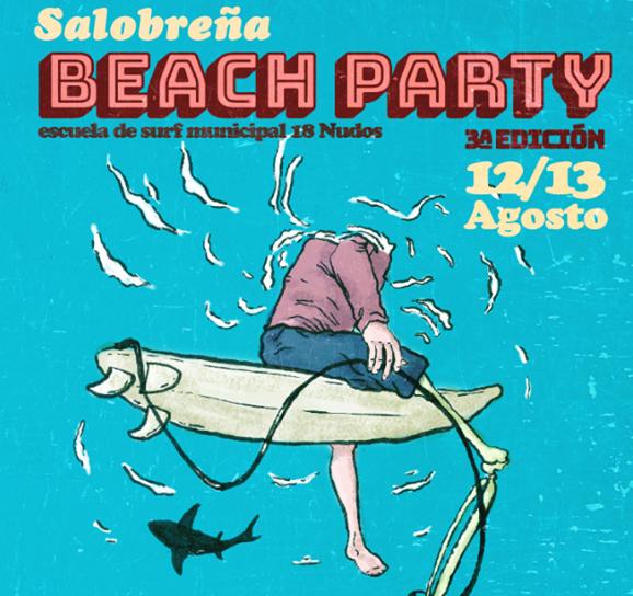 Salobreña Beach Party: olas a ritmo de rock