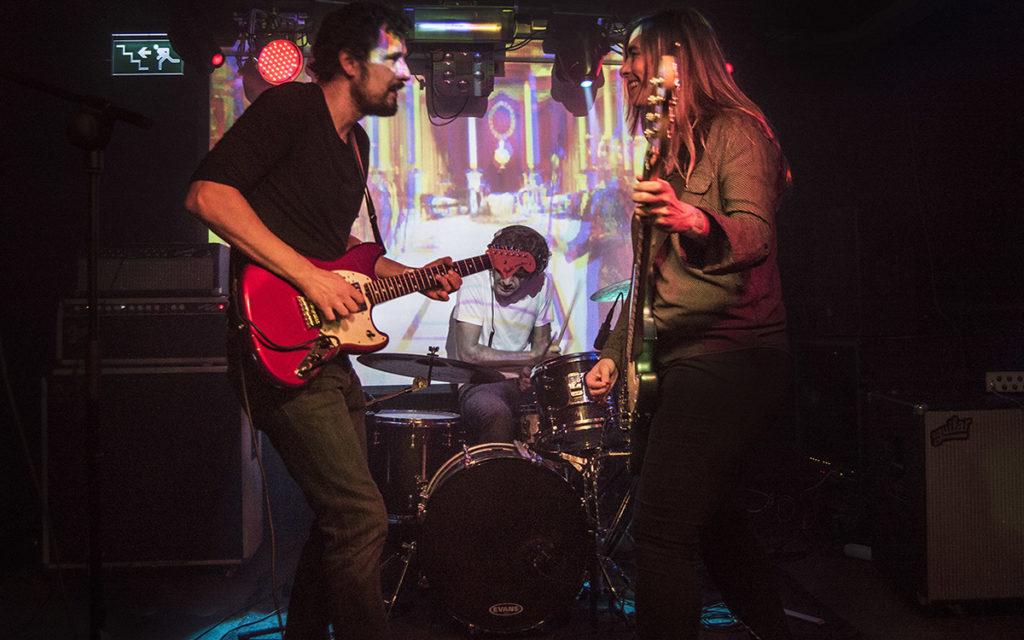 Fosbury Fest 2017: Cómo Vivir en el Campo + Mihassan