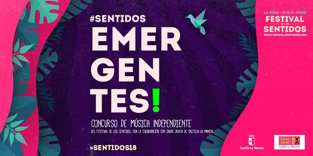 #SentidosEmergentes para el Festival de los Sentidos