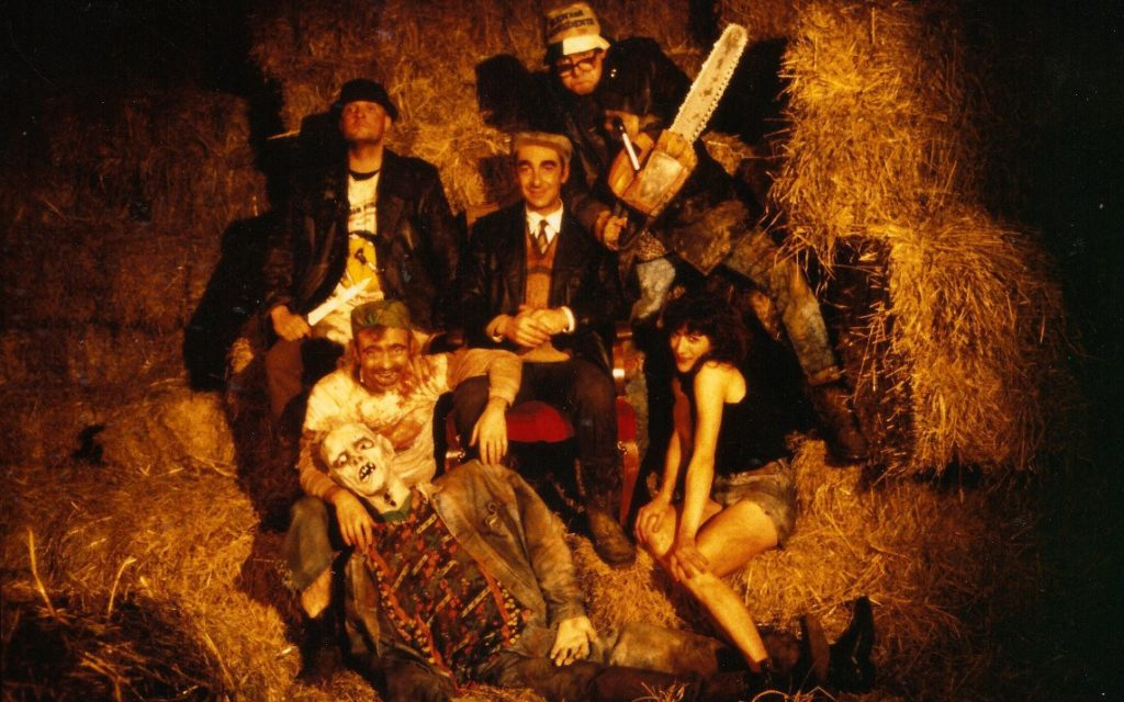 La pasión de Toñito Blanco: 25 años de la matanza más punk