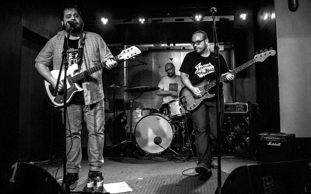 El Gobierno: treinta minutos de rock, roll y política
