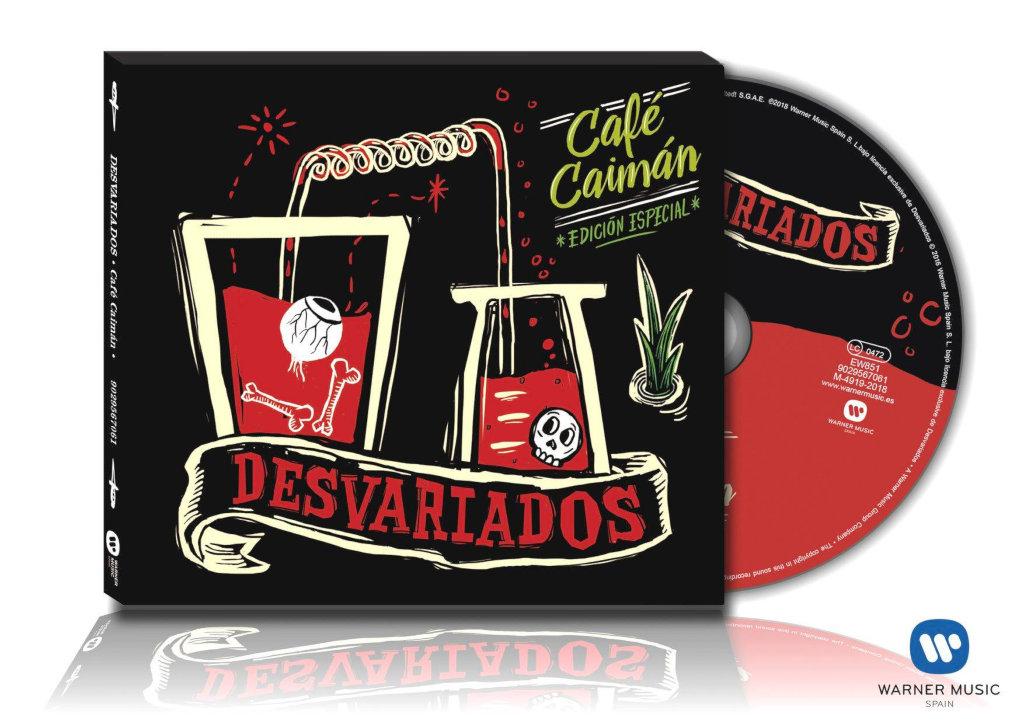 Desvariados - Café Caimán