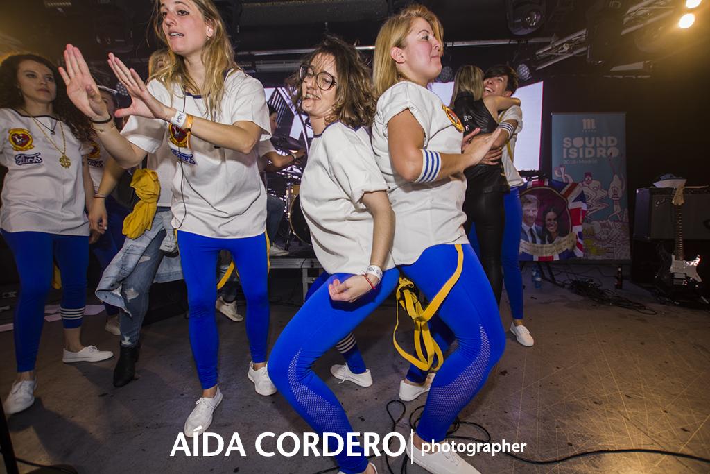 Las Chillers - Fotografía: Aída Cordero