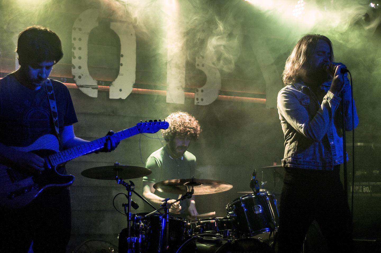 Neon Lights - Fotografía: Eva Sanabria