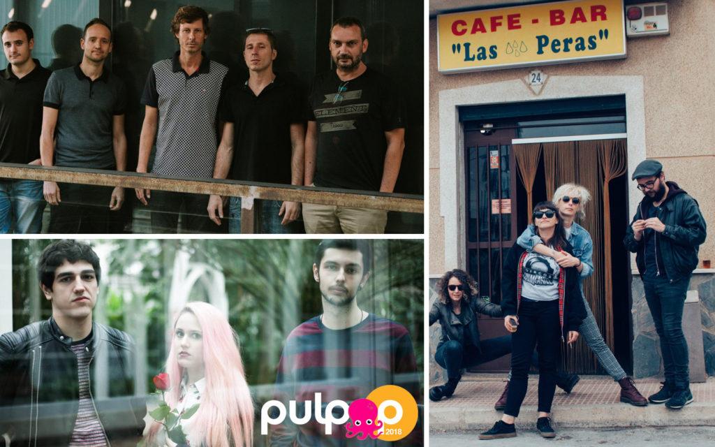 Anunciados los finalistas del concurso del festival Pulpop