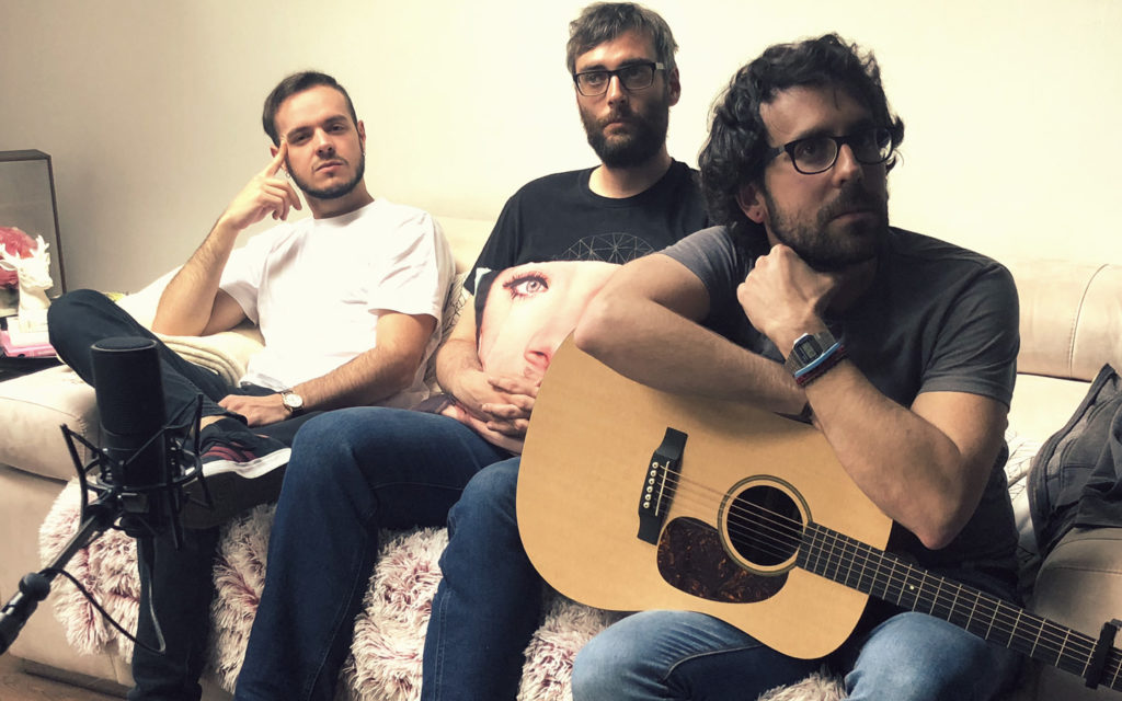 St. Alex: «Hacemos post-folk rock»