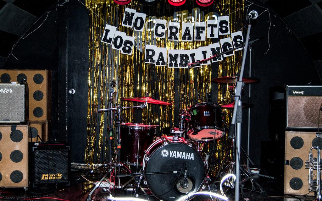 Promoción Waikiki 16: Los Ramblings + No Crafts