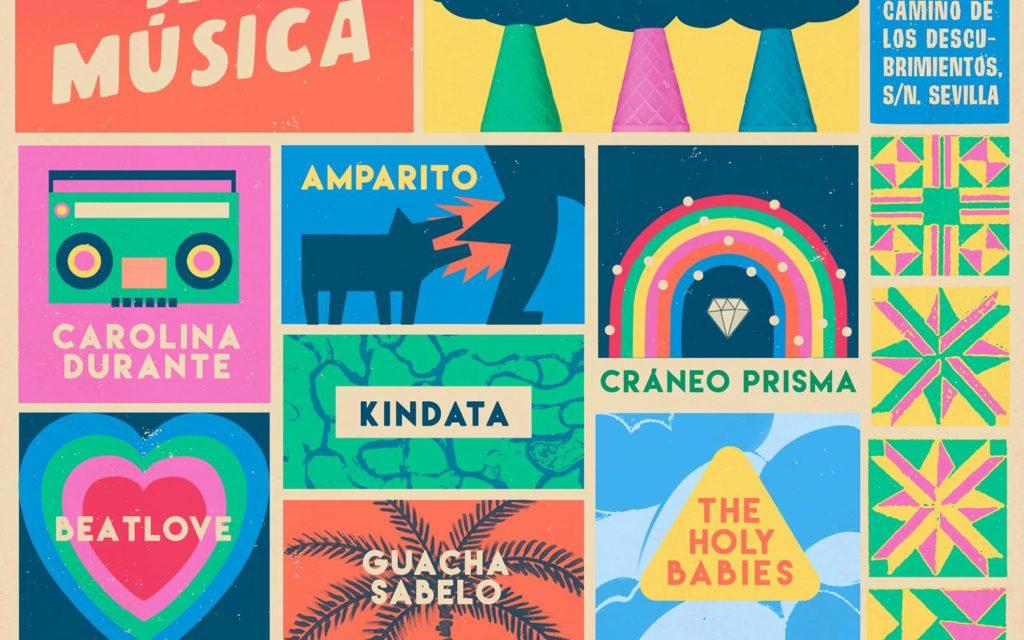Conciertos imperdibles: Festival Radio Almenara, Nave Nodriza, Flora Dance...