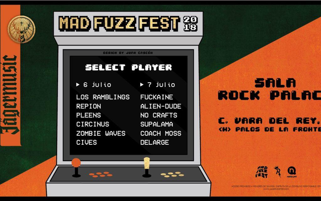 Mad Fuzz Fest 2018