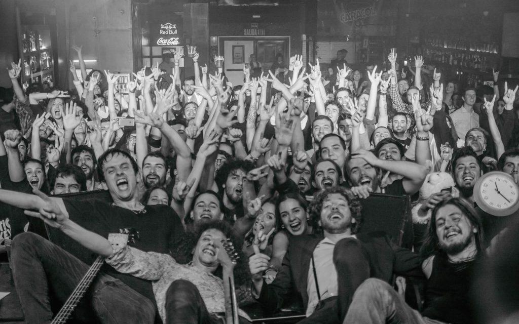 Crowdfunding a ritmo de rock con Matuja y Ör Febos