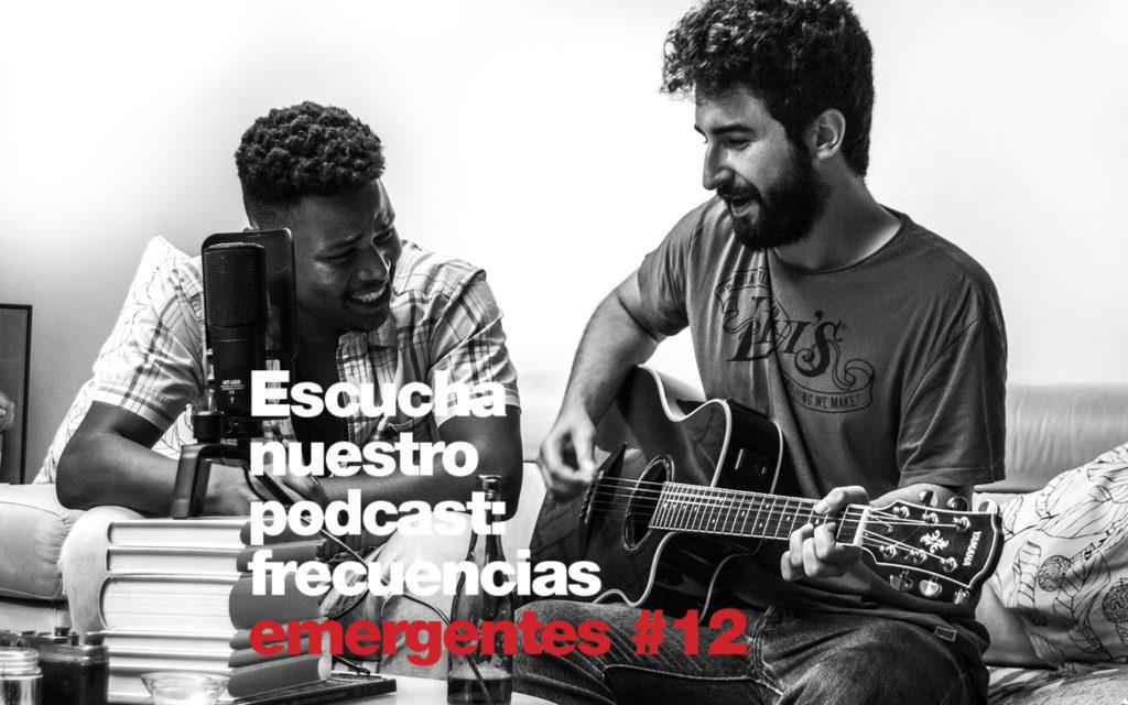 Podcast: frecuencias emergentes #12 - Tangerine Flavour