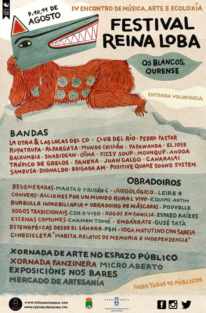 Festival Reina Loba 2018