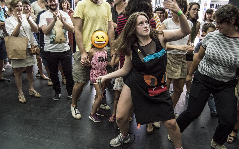 Clara te Canta - Fotografía: Eva Sanabria