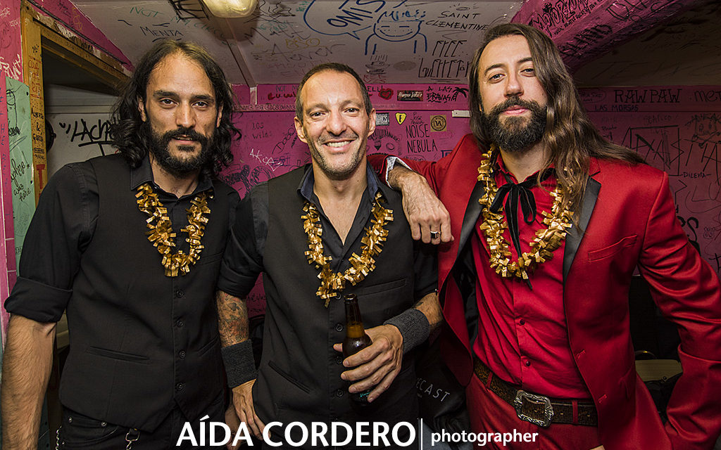 The Benturas - Fotografía Aída Cordero