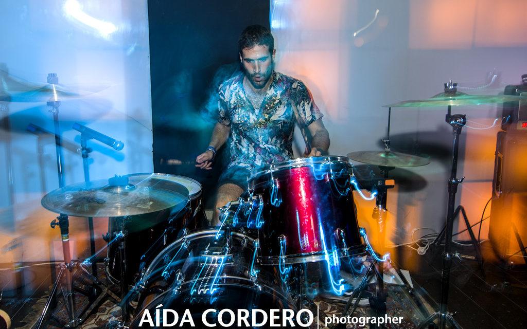 Los Cheddars - Fotografía Aída Cordero