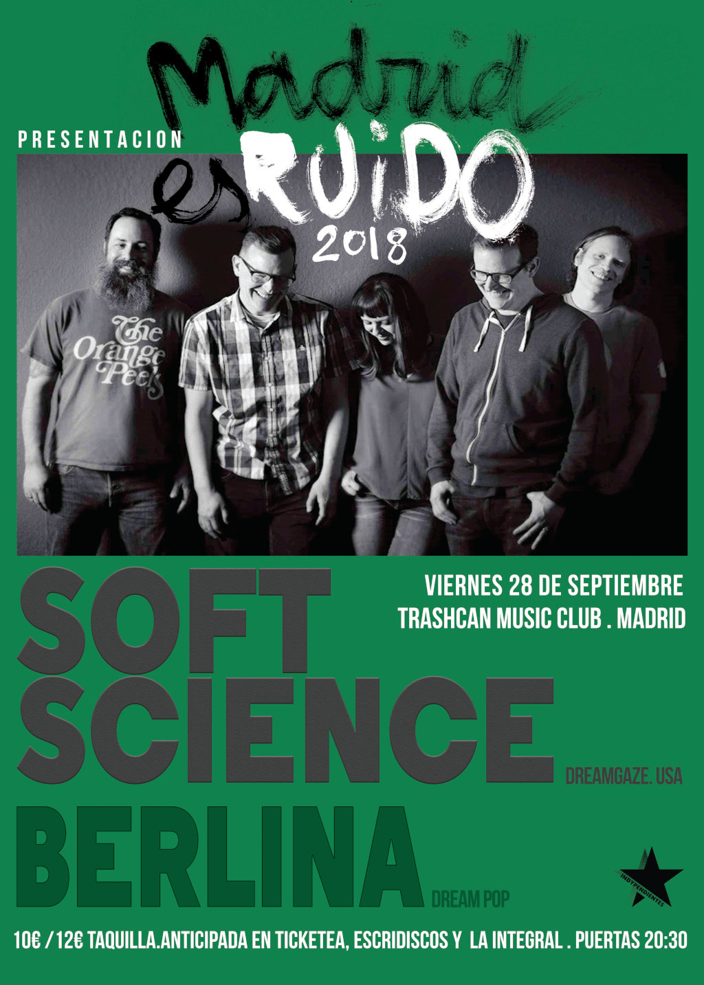 Soft Science + Berlina
