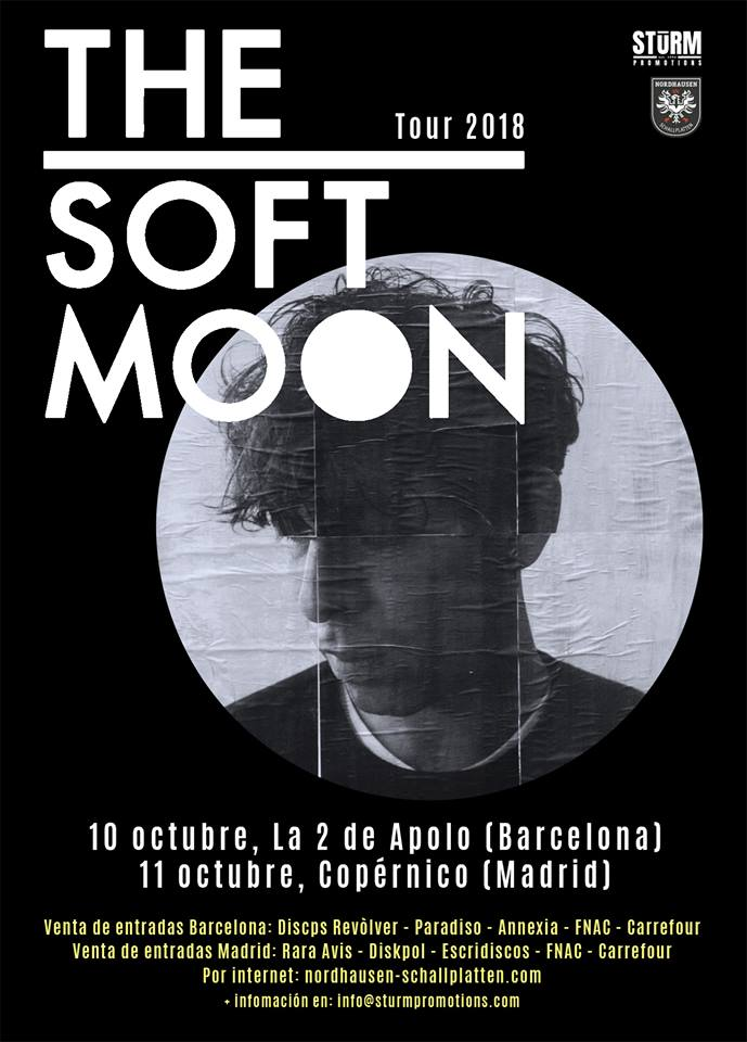 The Soft Moon + Whispering Sons