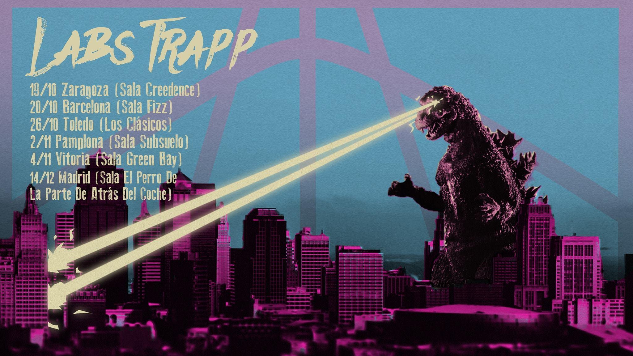 Conciertos Labs Trapp