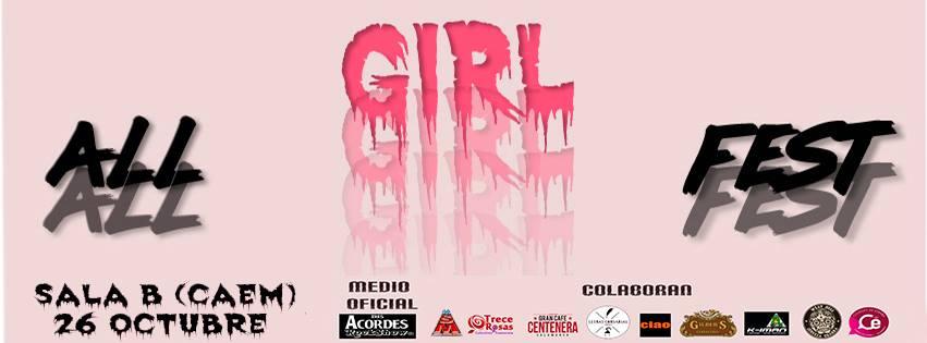 All Girl Fest 2018