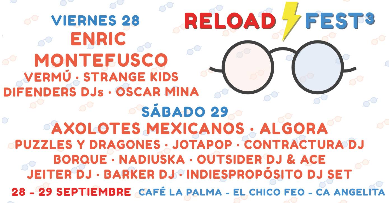 Reload Fest 3