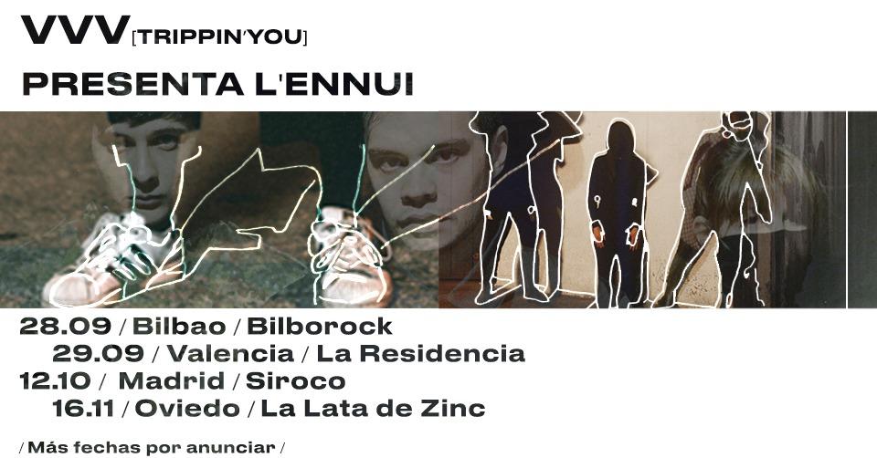 VVV - presentación de L'Ennui