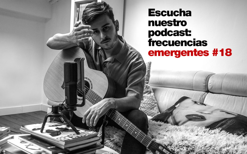 Podcast: frecuencias emergentes #18 - Sienna
