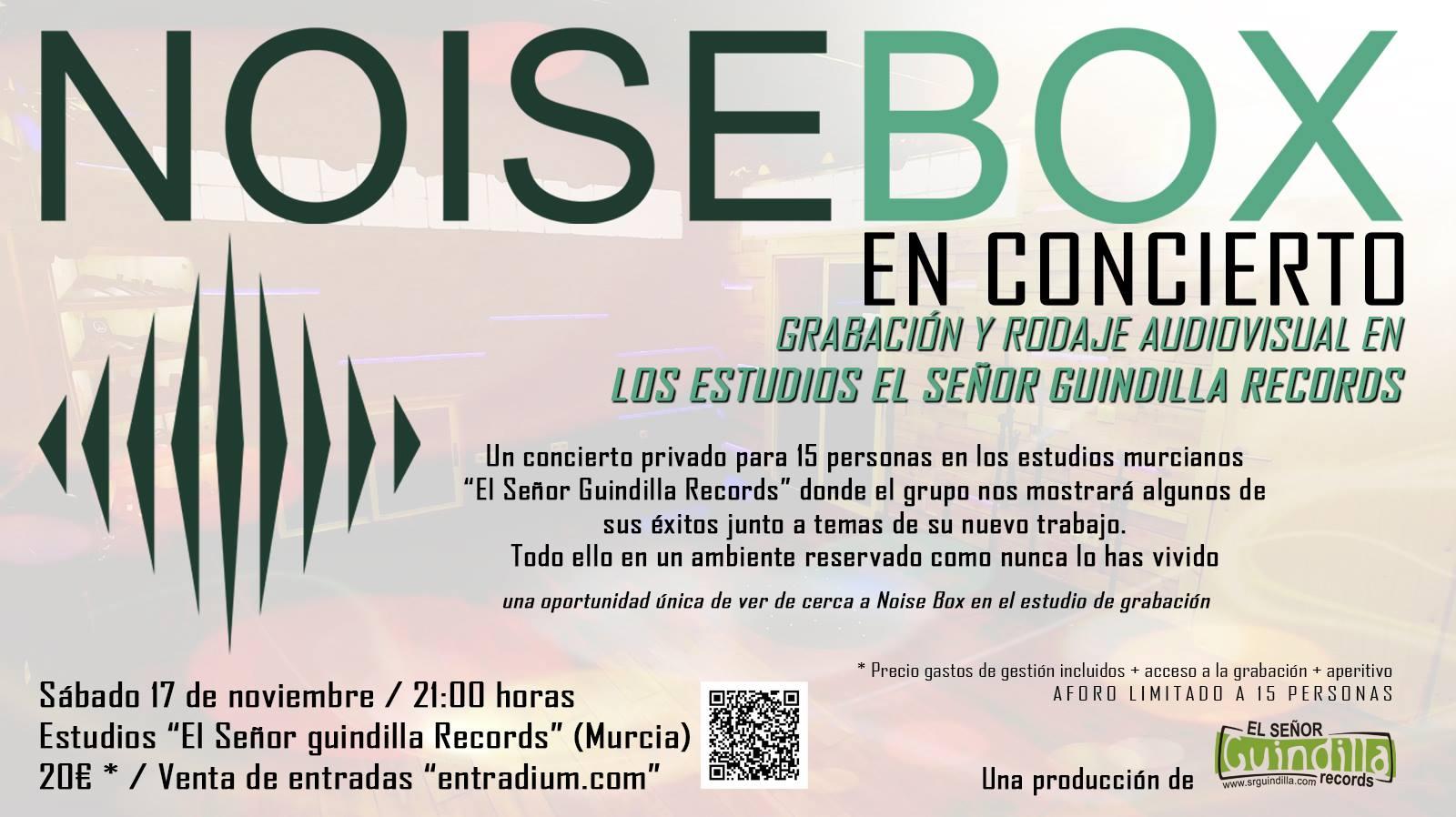Noise Box - El Señor Guindilla Records