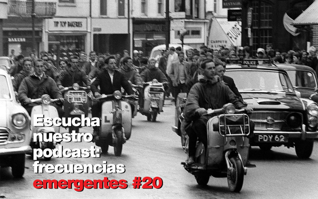 Podcast: frecuencias emergentes #20 - Noise Box, Elder Shaker, Bruises...