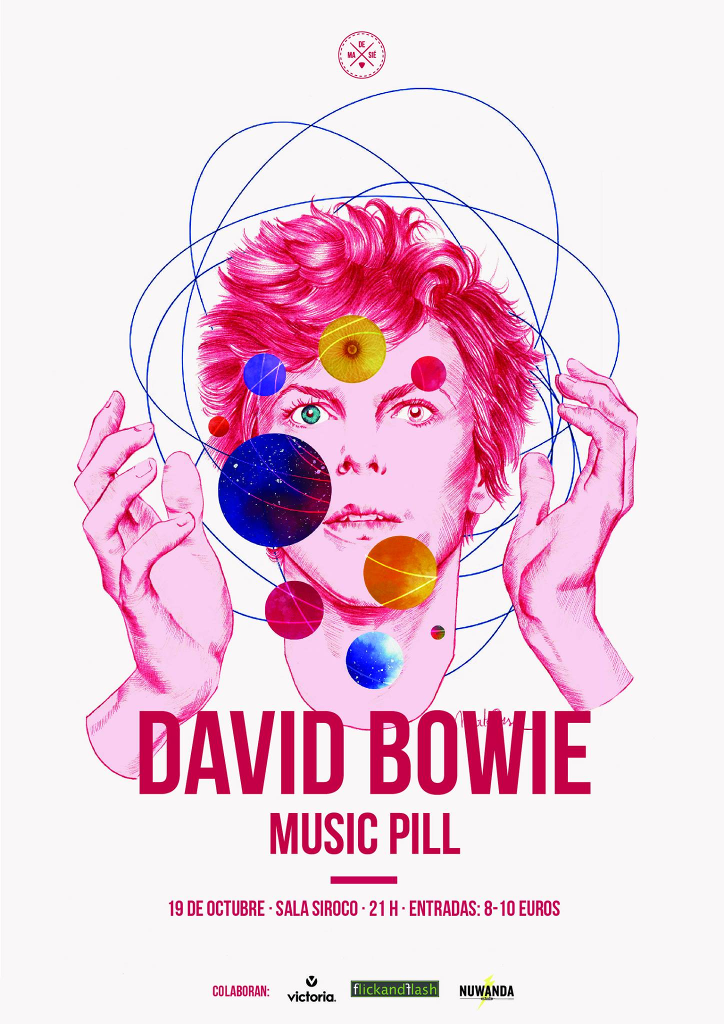 Music Pill - David Bowie