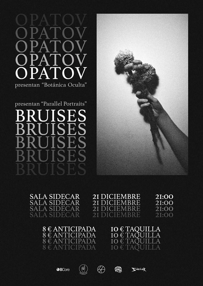 Bruises + Opatov